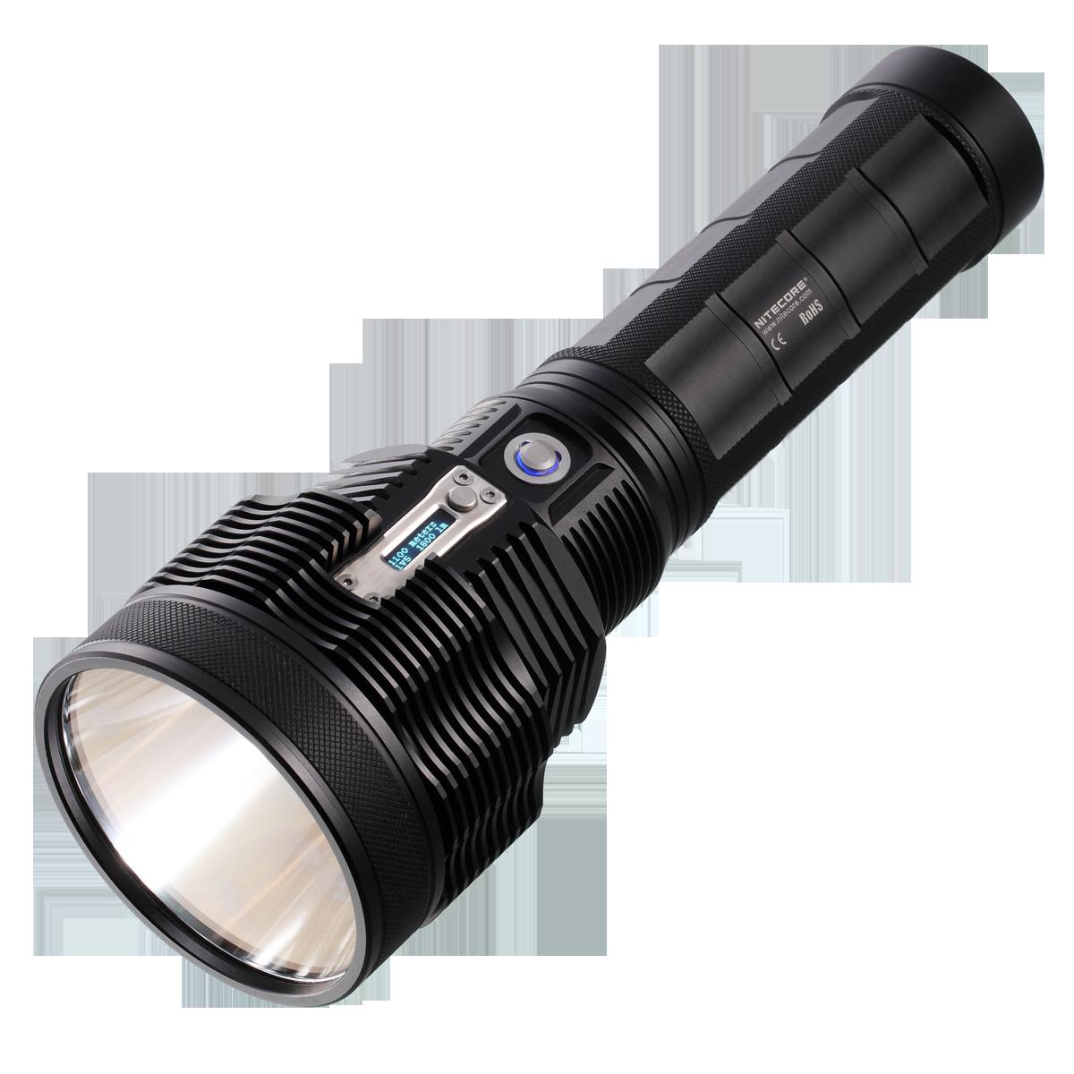 NITECORE EA42 1800 Lumen Super Bright Long Throw AA LED Searchlight Flashlight