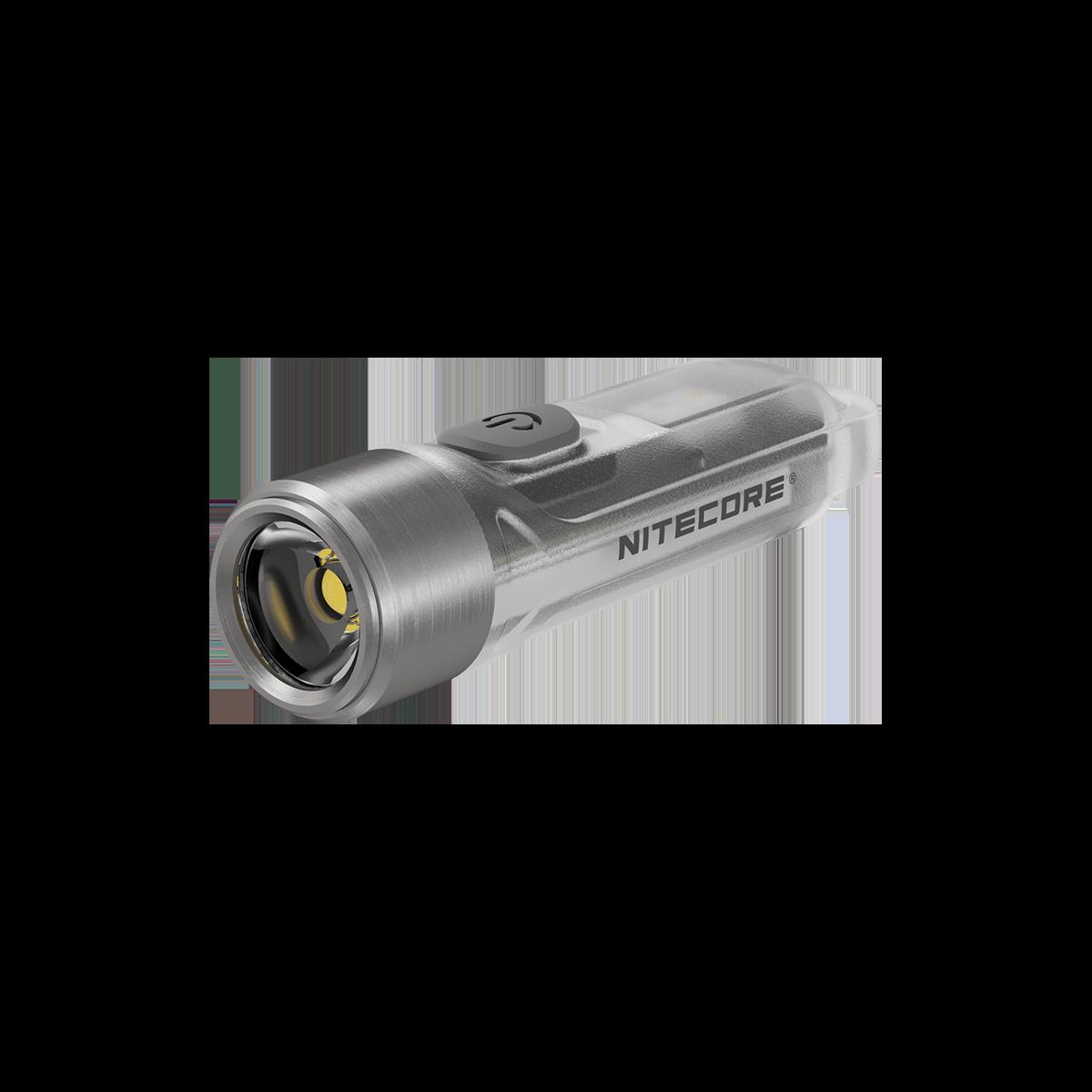 Nitecore MH20GT Flashlight 1000Lm w//NL1834 Battery /& Portable USB charger