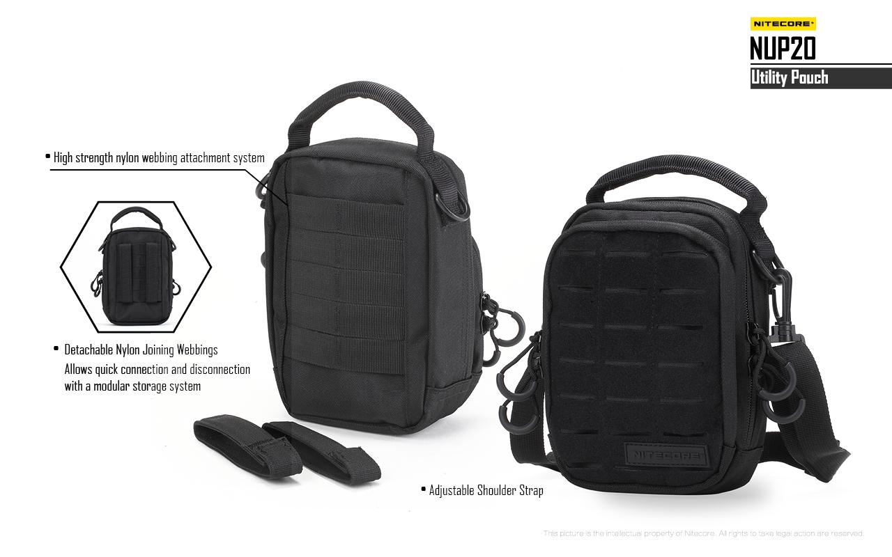 กระเป๋า Tactical NUP20
